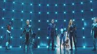 Adegan akhir di film X-Men: Apocalypse. (Slashfilm.com)