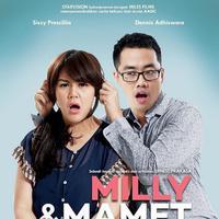 Film Milly dan Mamet yang baru dirilis pada 20 Desember kemarin. (dok. instagram.com/millymametmovie/Esther Novita Inochi)