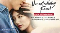 Uncontrollably Fond drakor Indosiar terbaru tayang perdana, Sabtu (18/7/2020) tengah malam