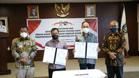 Pemerintah Provinsi Kepulauan Riau  bersama BP Batam menandatangani Nota Kesepahaman tentang Pengembangan Kawasan Maritime City di Pulau Galang.