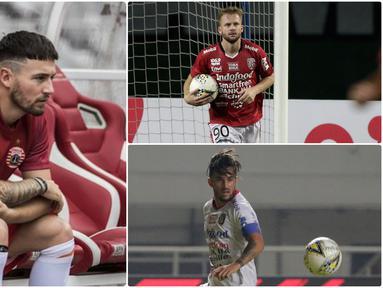 Belanda merupakan salah satu negara pengimpor pemain asing terbanyak di Shopee Liga 1. Sejumlah tim masih memercayai wajah-wajah berdarah Negeri Kincir angin tersebut. Berikut 5 pemain berdarah Belanda di Shopee Liga 1 2020.