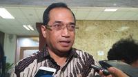 Menteri Perhubungan Budi Karya Sumadi (Dok Foto: Anggun P. Situmorang/Merdeka.com)