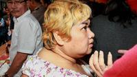 Pretty Asmara ditangkap oleh Satuan Narkoba Polda Metro Jaya di Hotel Juli 2017. Dalam penangkapan, Pretty bersama dengan teman-temannya sesama artis. Meski dinyatakan negatif, Pretty sebagai tersangka diduga mengedarkan narkoba.(Adrian Putra/Bintang.com)