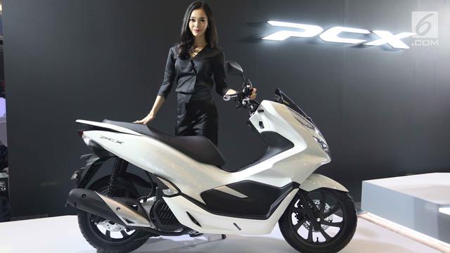 Honda Pcx Warna Ini Paling Banyak Dipilih Otomotif Liputan6 Com