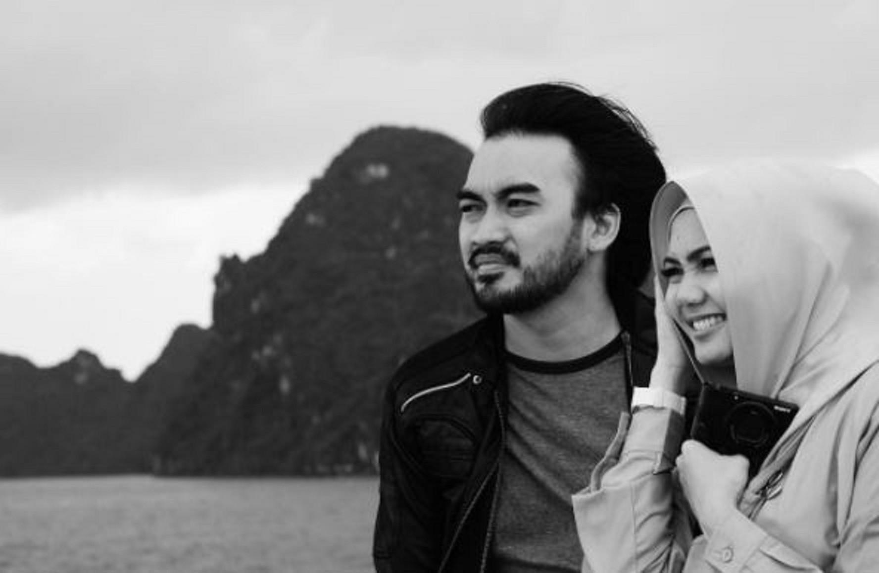 Rina Nose bersama mantan suaminya, Ridwan Federani Anwar (Instagram/@rinanose16)