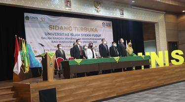 Kampus Universitas Islam Syekh Yusuf (Unis)