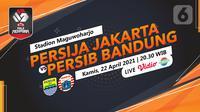 Persija Jakarta vs Persib Bandung (liputan6.com/Abdillah)