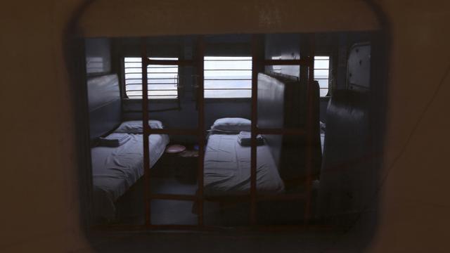Kereta India Menjadi Rumah Sakit Sementara Covid-19