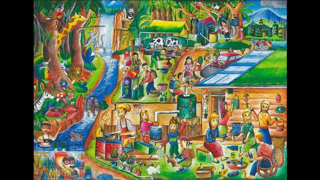 Libur Sekolah Dan Lomba Lukis Lingkungan Untuk Anak Lifestyle