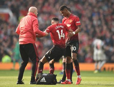 Manchester United Imbangi Liverpool