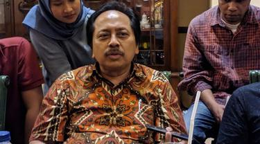 Presiden Direktur Smartfren Telecom Merza Fachys