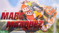 MotoGP 2017 Marc Marquez (Bola.com/Adreanus Titus)