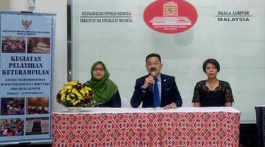 KBRI di Malaysia Luncurkan Pelatihan Keterampilan TKI Bermasalah