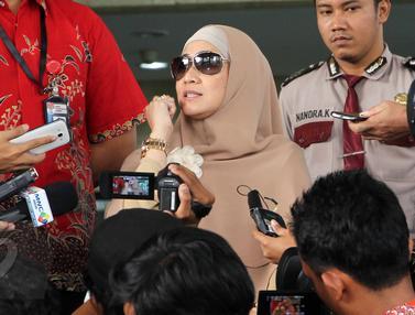 Artis Meidiana Hutomo Dipanggil KPK Terkait Kasus Alkes