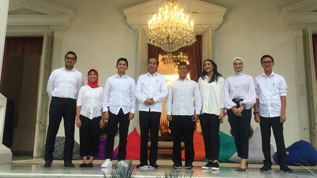 Image result for staf khusus presiden