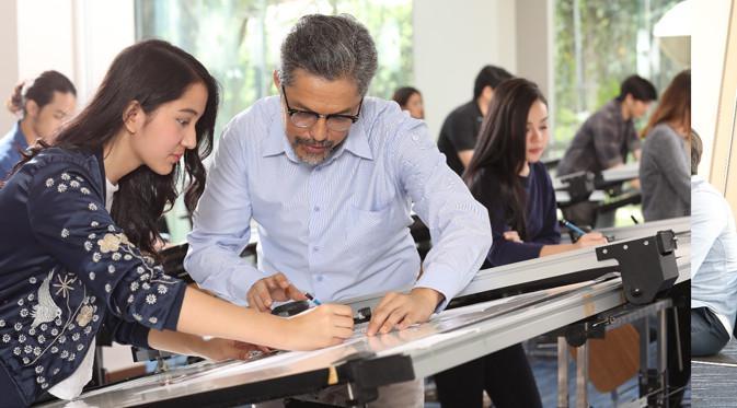 Ilustrasi pengajaran kuliah (Foto: Sampoerna University)
