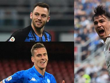 Pemain Terbaik Serie A Sejak Transfer Musim Dingin 2019