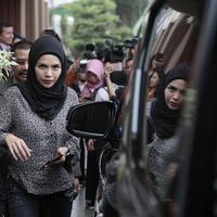 Nikita Mirzani. (Foto: Nurwahyunan/Bintang.com)