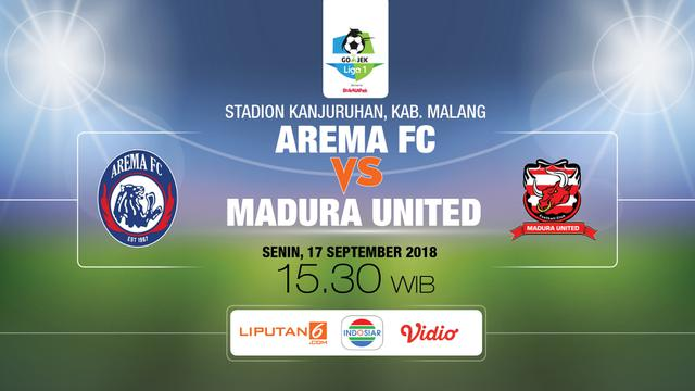 Prediksi Arema Fc Vs Madura United Fc