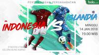 Indonesia Vs Islandia_2 (Bola.com/Adreanus Titus)