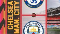 Piala FA - Chelsea Vs Manchester City (Bola.com/Adreanus Titus)