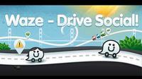 Aplikasi Waze (Waze)