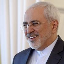 Menteri Luar Negeri Iran Mohammad Javad Zarif (AP/Vesa Moilanen/Lehtikuva)