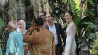 Ibunda Kimberly Ryder sempat menyebut pernikahan putrinya hanya sebuah gosip, ini tanggapan keluarga. (Adrian Putra/Bintang.com)