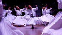 Tarian Sufi Turki.