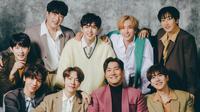 Super Junior. (Twitter Yesung Super Junior / shfly3424)