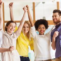 Bersahabat dengan Rekan Kerja Bisa Cegah Stres (Syda Productions/Shutterstock)