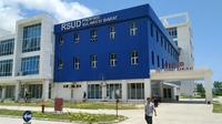 RSUD Regional Sulawesi Barat ditetapkan sebagai rumah sakit rujukan Covid-19 oleh pemerintah (Abdul Rajab Umar/Liputan6.com)