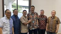 Dirut Garuda Indonesia Ditunjuk menjadi Ketua Dewan Pembina INACA (dok: INACA)