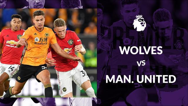 Berita video statistik Wolverhampton vs Manchester United pada laga pekan ke-2 Premier League 2019-2020, Selasa (20/8/2019).