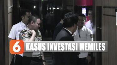 Hingga saat ini, dalam kasus investasi bodong Memiles yang meraup dana masyarakat hingga Rp 761 miliar.
