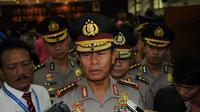 Kapolri Jenderal Polisi Sutarman (Liputan6.com/Helmi Fithriansyah)