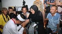 Kasus anak gugat ibu, Bupati Dedi jadi mediator (Liputan6.com / Abramena)