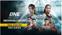 One Championship Ustoppble Dreams