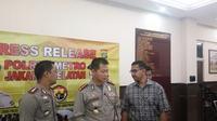 Bongkar Sindikat Perdagangan Anak Jalanan ke WNA. (Liputan6.com/Nafiysul Qodar)