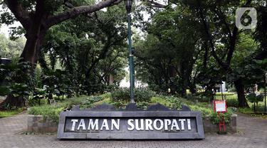 Menyusuri Sepinya Ruang Terbuka Hijau di Jakarta Saat Covid-19 Melanda