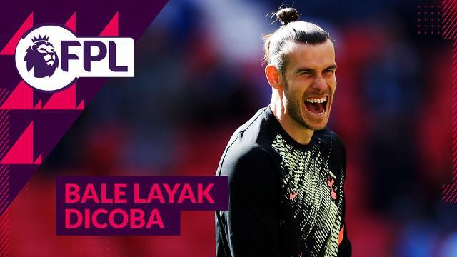 Berita video Tips FPL kali ini tentang 3 alasan bintang Tottenham Hotspur, Gareth Bale, layak dicoba dipasang untuk GW (Game Week) 34.