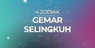 4 Zodiak Gemar Selingkuh, Suka Tebar Pesona dan Mudah Tergoda Orang Ketiga