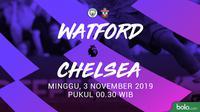 Premier League - Watford Vs Chelsea (Bola.com/Adreanus Titus)