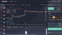 Aplikasi perdagangan aset kripto, SnapEx