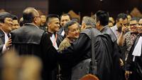 Pihak KPU mengharapkan agar keputusan Mahkamah Konstitusi yang menolak seluruh gugatan tim Prabowo-Hatta merupakan final.