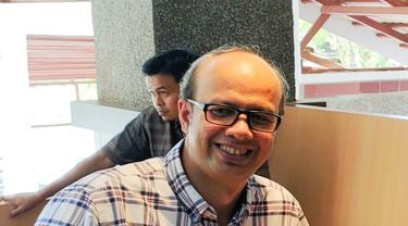 Dekan Fakultas Kesehatan Masyarakat Universitas Andalas, Defriman Djafri.