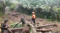 Lokasi yang sangat terpencil membuat tim SAR kesulitan melakukan upaya penyelamatan dan evakuasi korban.
