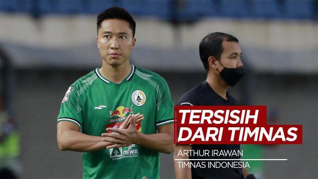 Berita Video Sempat Menjadi Perdebatan, Shin Tae-yong Sisihkan Arthur Irawan dari Timnas Indonesia
