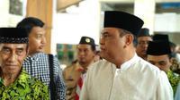 Wakil Ketua Umum Dewan Masjid Indonesia Komjen Syafruddin (Liputan6.com/Putu Merta)