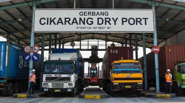 Cikarang Dry Port Kembangkan Smart Port
